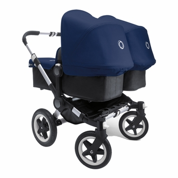 Bugaboo Donkey Twin Stroller Royal Blue