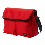 Bumbleride Diaper Bag Cayenne Red