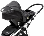 Bumbleride Indie Maxi Cosi/Cybex Adapter Single