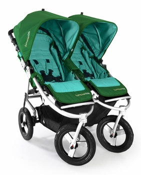 Bumbleride Indie Twin Green Papyrus