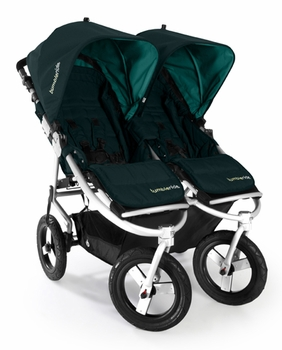 Bumbleride Indie Twin Lotus Blue