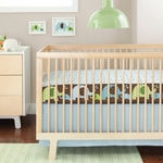Bumper-Free Crib Bedding
