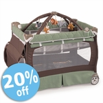 Chicco 4-in-1 Lullaby LX Playard Adventure