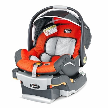Chicco Keyfit 30 Infant Car Seat Radius
