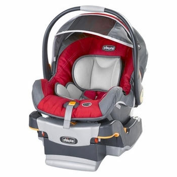 Chicco KeyFit 30 Infant Car Seat Snapdragon