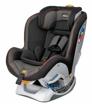 Chicco NextFit Convertible Car Seat 2013