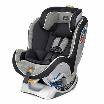 Chicco NextFit Convertible Car Seat Intrigue