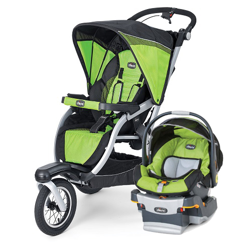 Chicco Tre Jogger Keyfit 30 Travel System Free Shipping