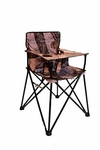 Ciao! Baby Portable High Chair Mossy Oak Pink