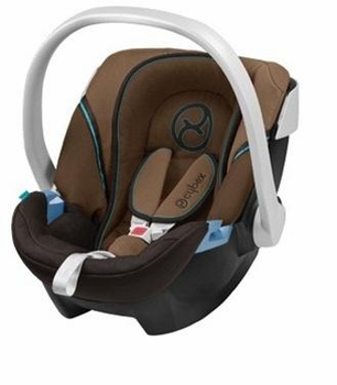Cybex Aton Infant Car Seat 2013 Coffee
