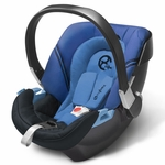 Cybex Aton Infant Car Seat 2013 Heavenly Blue