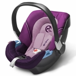 Cybex Aton Infant Car Seat 2013 Violet Spring