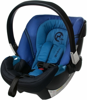 Cybex Aton2 Infant Car Seat Heavenly Blue