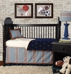 Doodlefish Football Hero Bedding Set