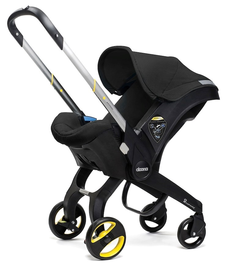 Doona Car Seat Stroller - All-New! Full Review