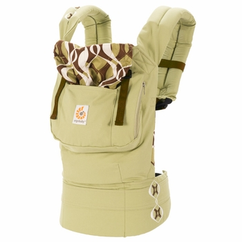 Ergo Baby Carrier Bamboo Forest