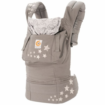Ergo Baby Carrier Galaxy Grey