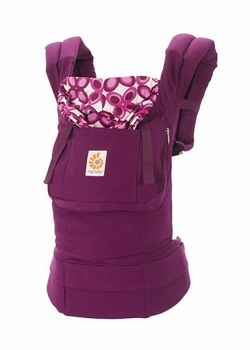 Ergo Baby Carrier Mystic Purple