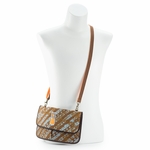 Ergo Baby Christy Turlington Umba Print Hip Shoulder Bag