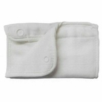 Ergo Baby Infant Teething Pad Cream with Snaps