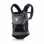 Ergo Baby Performance Carrier Charcoal Black