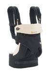 ErgoBaby 4 Position 360 Carrier Black
