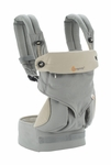 ErgoBaby 4 Position 360 Carrier Grey