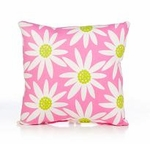 Glenna Jean Cartwheels Flower Pillow