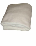 Glenna Jean Ellie & Stretch Fitted Sheet (White Softee)