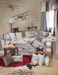 Glenna Jean Fly By Bedding Set