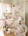 Glenna Jean Isabella Crib Baby Bedding by Glenna Jean - 4 pc. Set