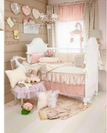 Glenna Jean Love Letters Bedding Set
