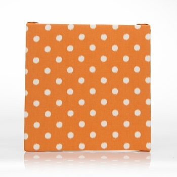 Glenna Jean Rhythm Wall Art Orange Dot