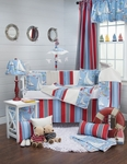 Glenna Jean Set Sail Bedding Set