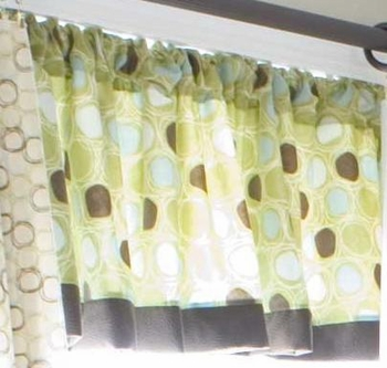 Glenna Jean Spa Window Valance
