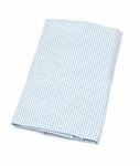 Glenna Jean Twinkle Twinkle Fitted Sheet Blue Gingham