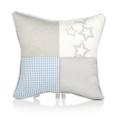 Glenna Jean Twinkle Twinkle Patch Pillow