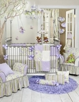 Glenna Jean Viola Bedding Set