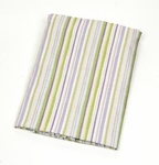 Glenna Jean Viola Fitted Sheet Stripe