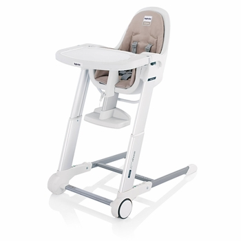 Inglesina Zuma High Chair White/Cream
