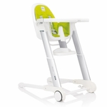Inglesina Zuma High Chair White/Lime