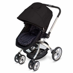 JJ Cole Broadway Stroller - Gray Drop