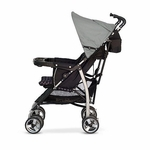 JJ Cole Monroe Stroller - Gray Drop