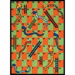 Learning Carpets Snakes & Ladders