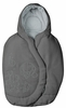 Maxi Cosi Infant Car Seat Footmuff Steel Grey