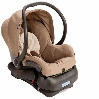 Maxi Cosi Mico Infant Car Seat Walnut Brown