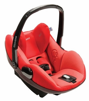 Maxi Cosi Prezi Infant Car Seat Envious Red