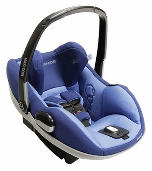 Maxi Cosi Prezi Infant Car Seat Reliant Blue