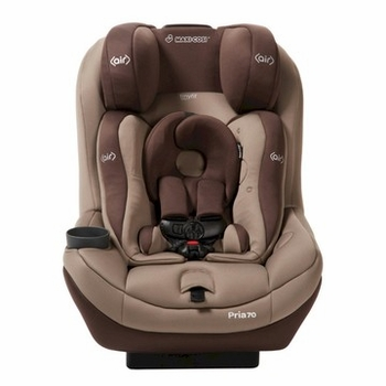 Maxi Cosi Pria 70 Convertible Car Seat Tiny Fit Walnut Brown