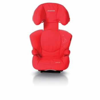 Maxi Cosi Rodi XR Booster Car Seat  (Intense Red)